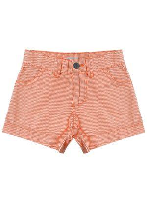 Shorts-Infantil-Feminino-Rovitex-Kids-Laranja