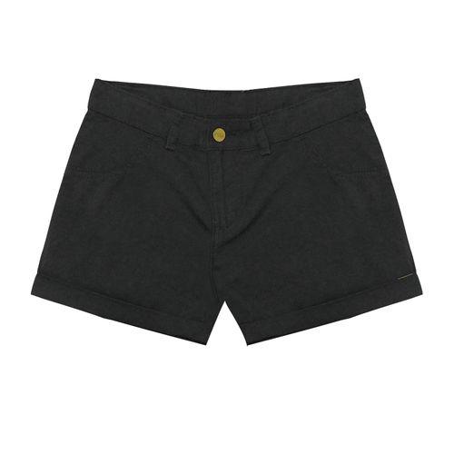 Shorts-Infantil-Feminino-Rovitex-Kids-Preto