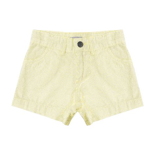 Shorts-Infantil-Feminino-Rovitex-Kids-Amarelo