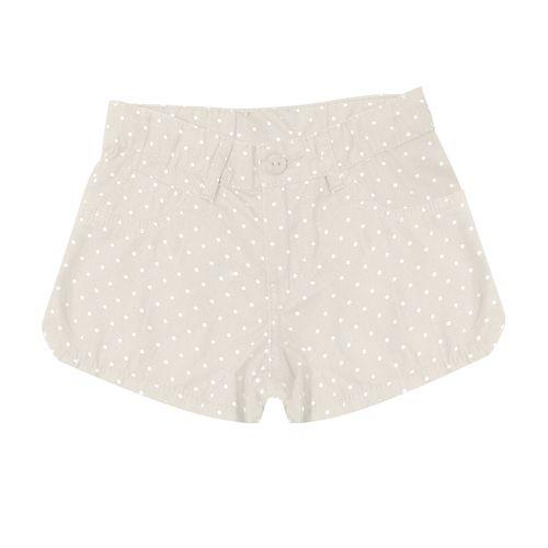 Shorts-Infantil-Feminino-Rovitex-Kids-Bege
