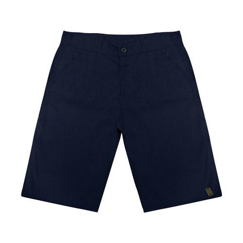 Bermuda-Infantil-Masculina-de-Sarja-Rovitex-Kids-Azul