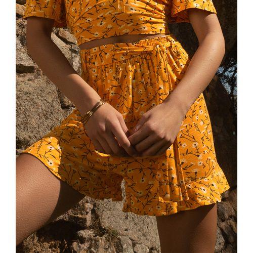 Shorts-Feminino-Viscose-Flame-Endless-Amarelo