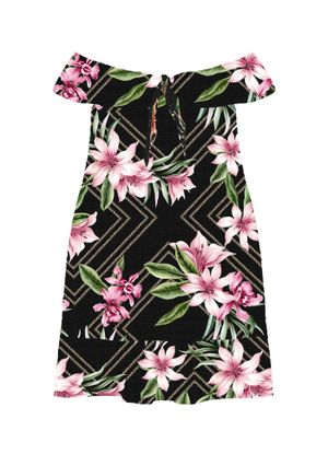 Vestido-Ciganinha-Plus-Size-Secret-Preto