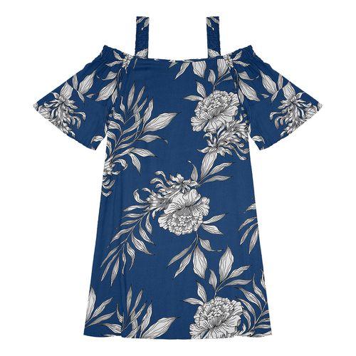 Vestido-Plus-Size-Estampado-Secret-Glam-Azul