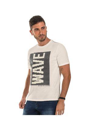 Camiseta-Masculina-Adulto-Rovitex-Bege