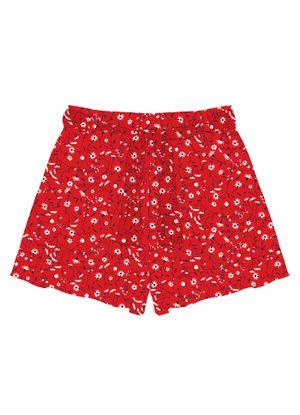 Shorts-Feminino-Viscose-Flame-Endless-Vermelho