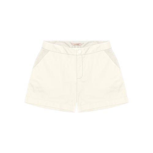 Shorts-Feminino-Sarja-Endless-Bege