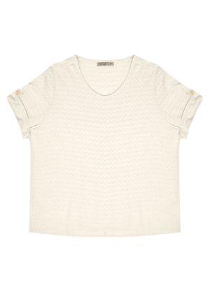 Blusa-Plus-Size-Feminina-de-Viscolinho-Secret-Glam-Bege