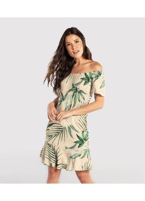 Vestido-Ciganinha-Floral-Endless-Cinza