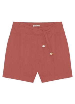 Shorts-Feminino-Plus-Size-Secret-Vermelho