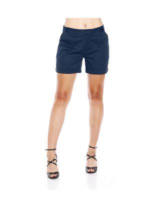 Shorts-Feminino-Sarja-Endless-Azul