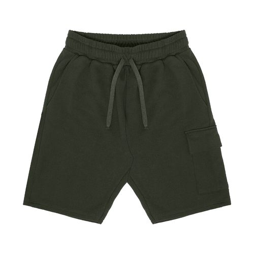 Bermuda-Masculina-Moletom-Pique-Rovitex-Verde