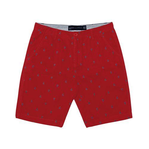 Bermuda-Sarja-Masculina-Rovitex-Vermelho