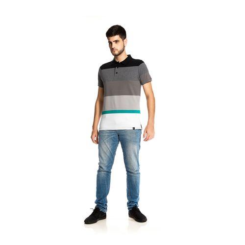 Camisa-Polo-Masculina-Rovitex-Preto