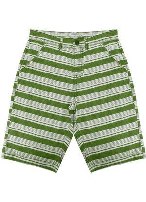 Bermuda-Infantil-Masculino-de-Sarja-Rovitex-Kids-Verde