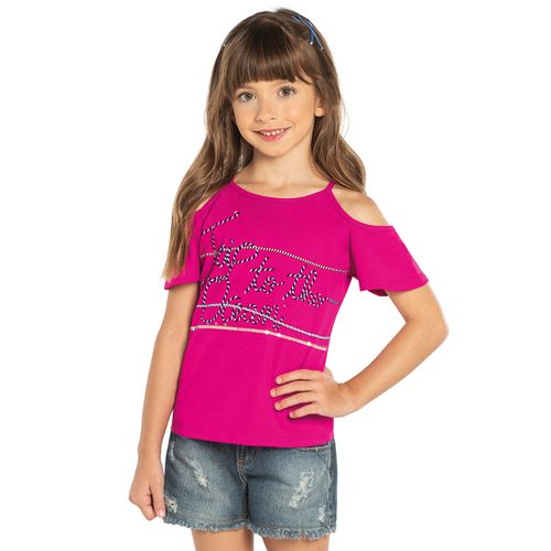 Blusa-Feminina-Trip-to-the-Ocean-Rovitex-Kids-Rosa