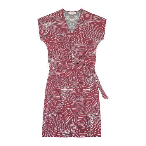 Vestido-Estampado-Endless-Vermelho
