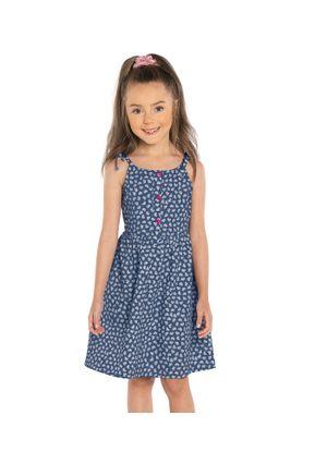 Vestido-Infantil-Rovitex-Kids-Azul