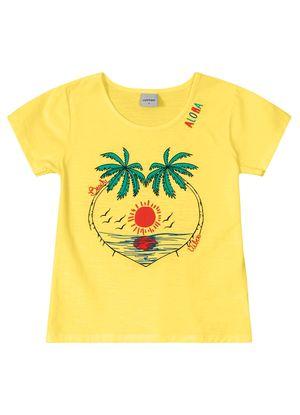 Blusa-Infantil-Feminina-Rovitex-Kids-Amarelo