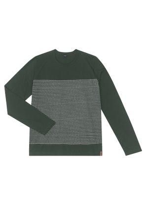 Camiseta-Masculina-Listras-Rovitex-Verde