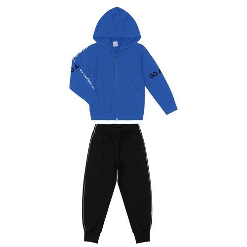 Conjunto-Jaqueta-com-Capuz-e-Calca-Rovitex-Kids-Azul