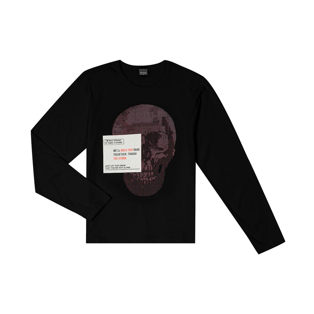 Camiseta-Manga-Longa-Rovitex-Teen-Preto