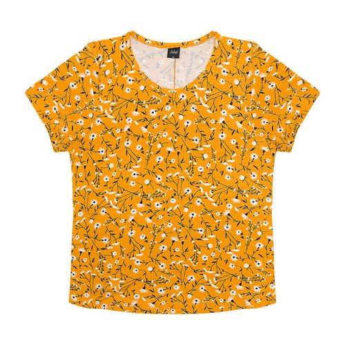 Regata-Feminina-Estampada-Rovitex-Amarelo