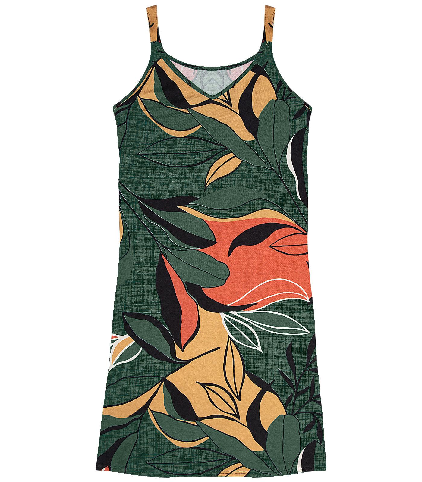 Vestido-Estampado-Rovitex-Verde