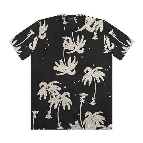 Camiseta-Masculina-Rovitex-Preto