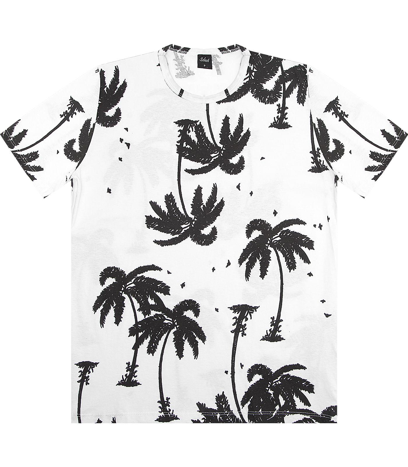 Camiseta-Masculina-Rovitex-Branco