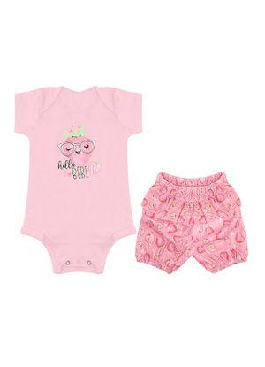 Conjunto-Infantil-Feminino-Hello-Bebe-Rala-Kids-Rosa