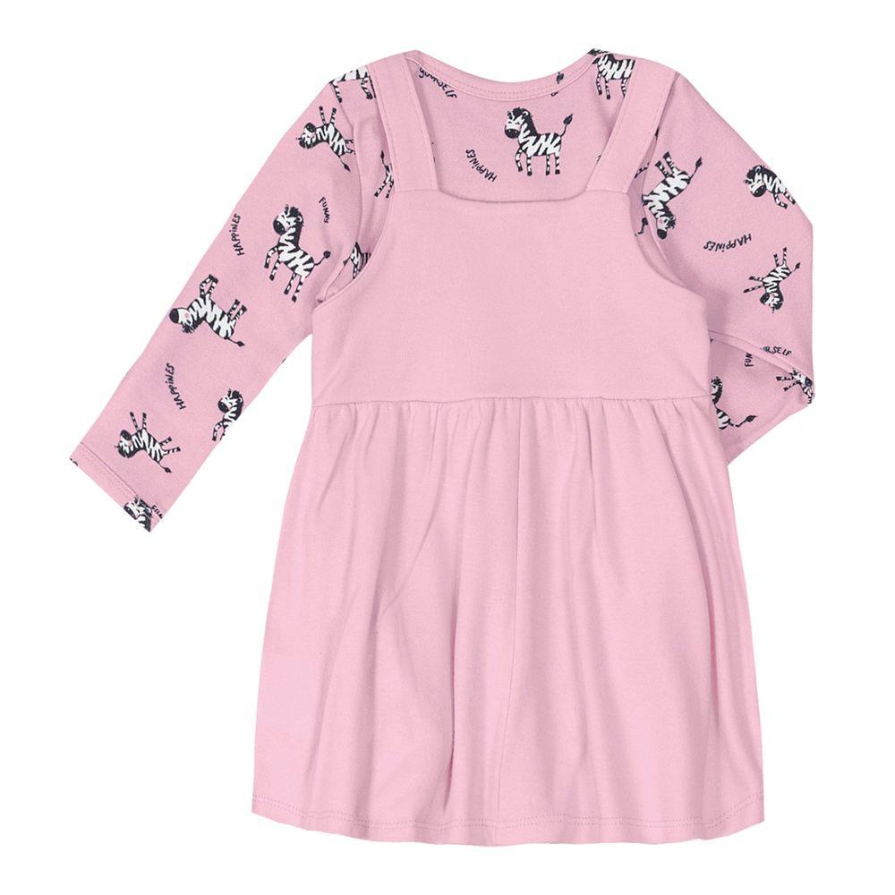 Conjunto-Infantil-Feminino-Rovitex-Kids-Rosa