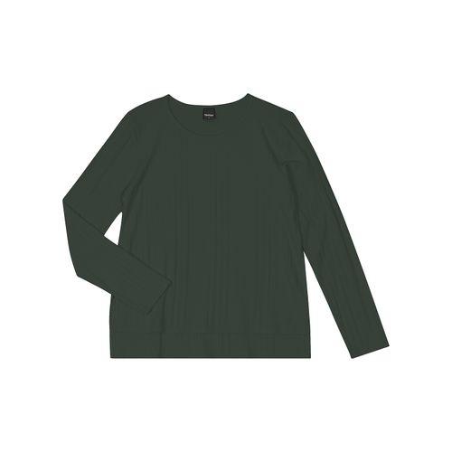 Blusa-Feminina-Canela-Manga-Longa-Rovitex-Verde