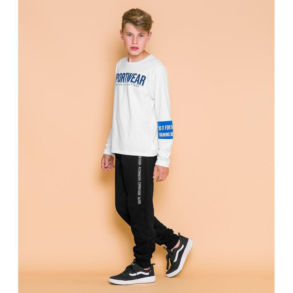 Calca-Juvenil-Rovitex-Teen-Preto
