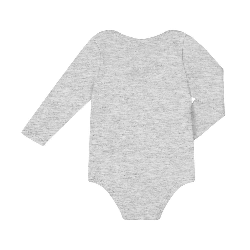 Body-Infantil-Feminino-Rovitex-Kids-Cinza