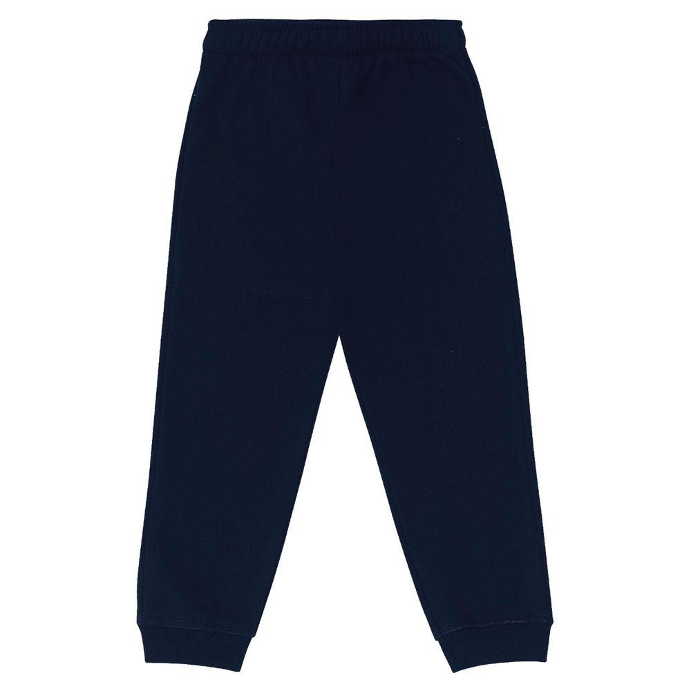Calca-Basica-Infantil-Masculina-Rovitex-Kids-Azul