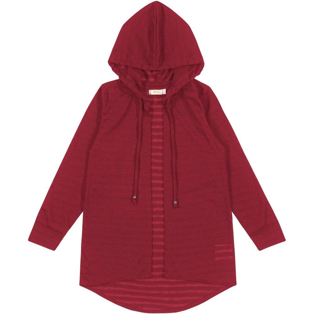 Cardigan-Infantil-Feminino-Trick-Nick-Vermelho