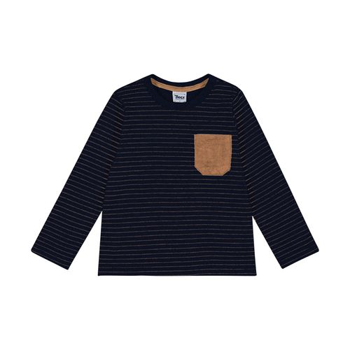 Camiseta-Infantil-Masculina-Trick-Nick-Azul