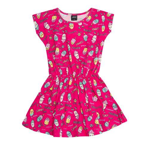 Vestido-Infantil-Estampado-Rovitex-Kids-Rosa