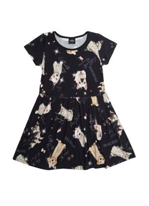 Vestido-Infantil-Estilo-Princesa-Rovitex-Kids-Preto