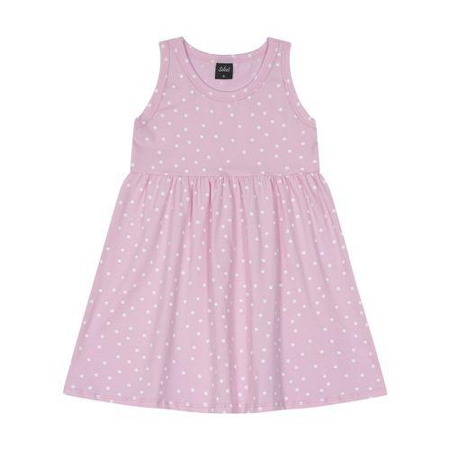 Vestido-Infantil-Poa-Rovitex-Kids-Rosa