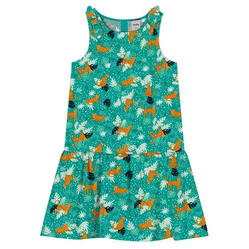 Vestido-Infantil-Animal-Rovitex-Kids-Verde
