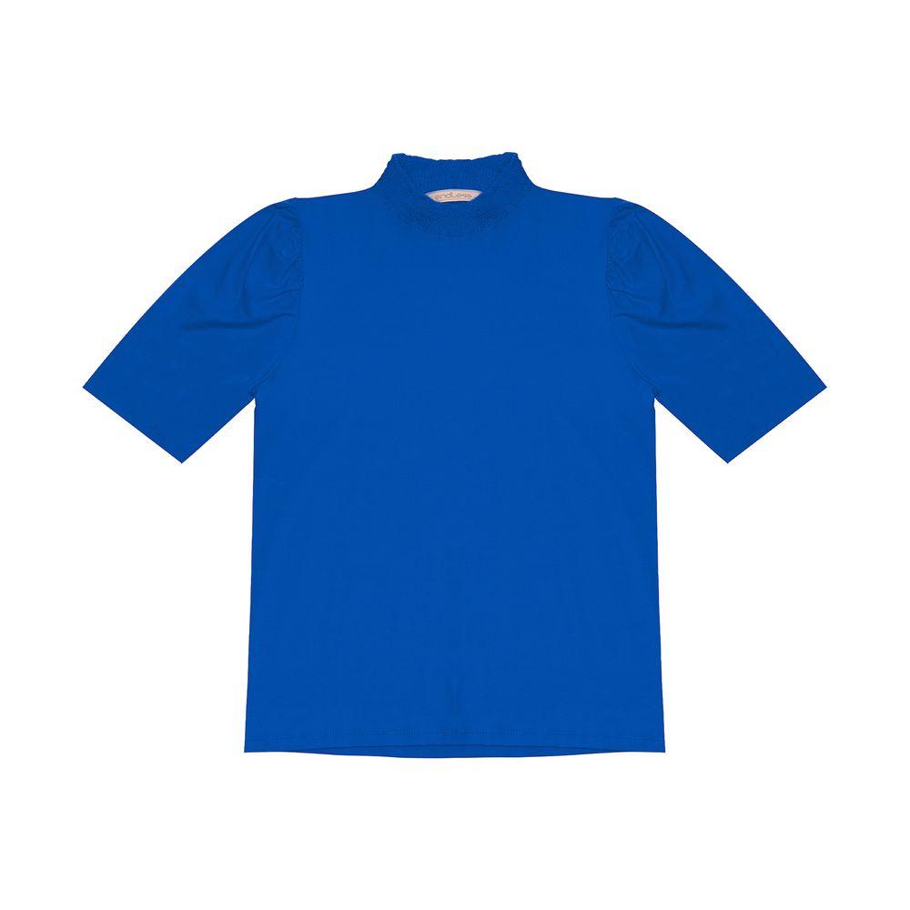 Blusa-Feminina-Gola-Alta-Endless-Azul
