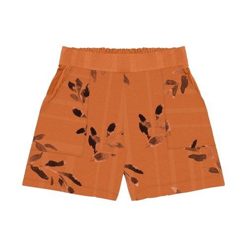 Shorts-Feminino-Viscose-Creponada-endless-Laranja