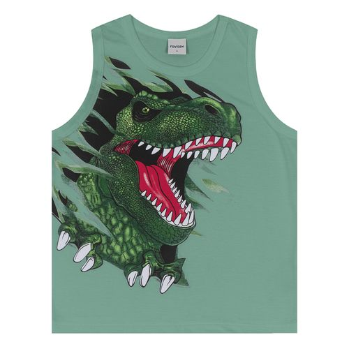 Regata-Infantil-Dinossauro-Rovitex-Kids-Verde