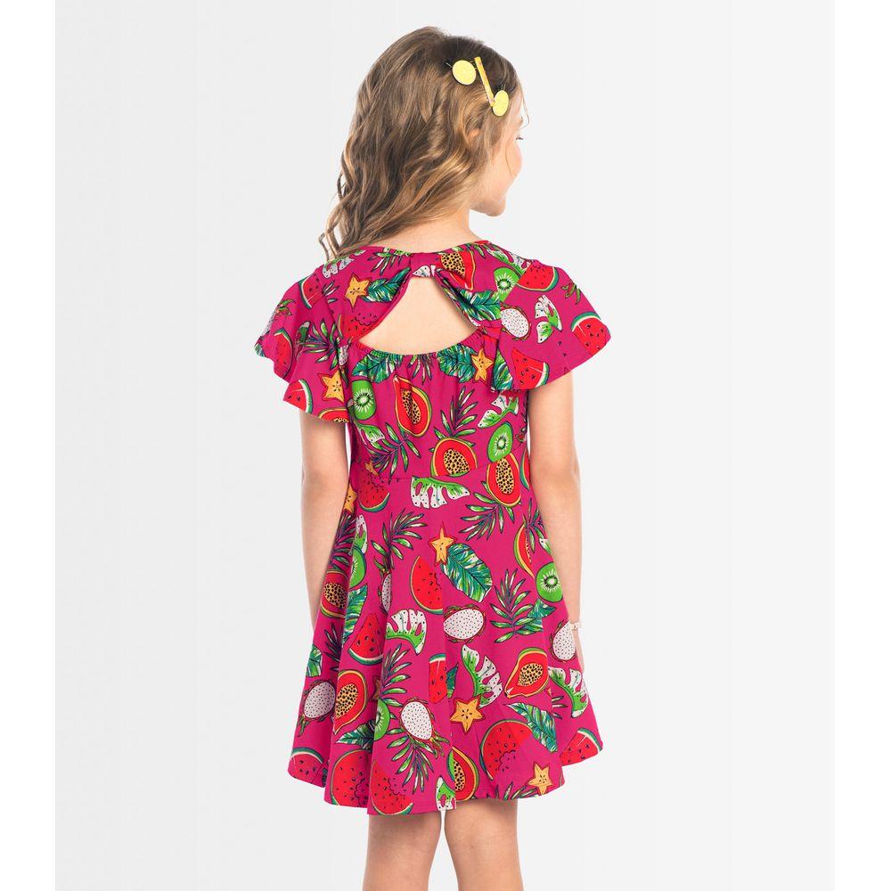 Vestido-Infantil-Pitaya-Rovitex-Kids-Rosa