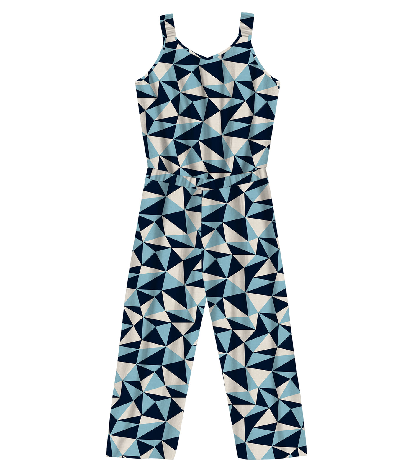 Macacao-Feminino-Plus-Size-Geometrico-Secret-Glam-Azul