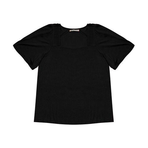 Blusa-Feminina-Plus-Size-Decote-Quadrado-Secret-Preto