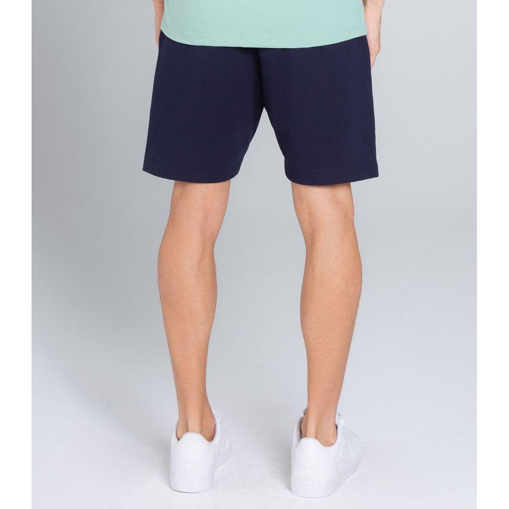 Bermuda-Masculina-Moletom-Rovitex-Azul
