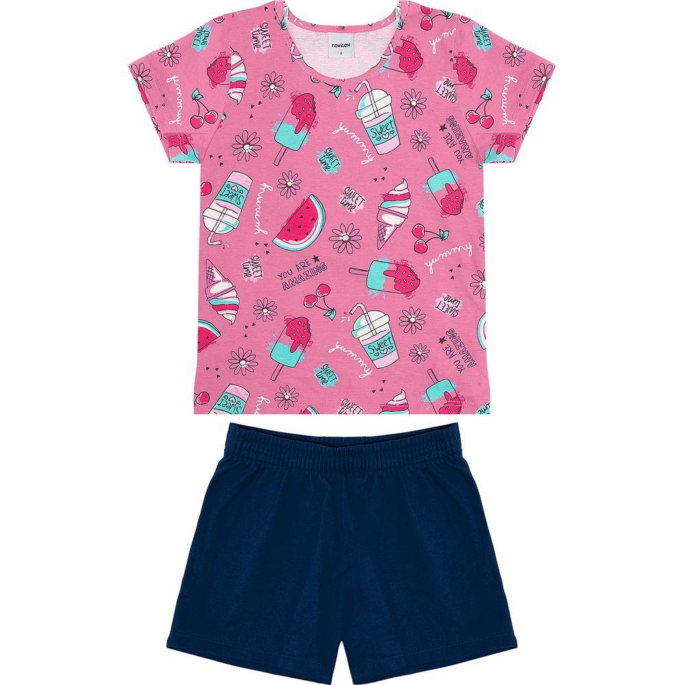 Conjunto-Blusa-Com-Shorts-Rovitex-Kids-Roxo